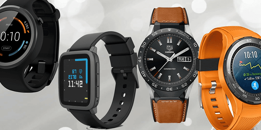 types of smartwatches