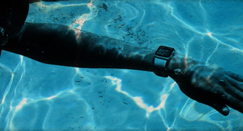 After Swim Microphone of the Apple Watch Not Working