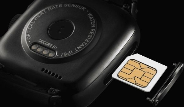 Process Of Inserting SIM Card For Smartwatch